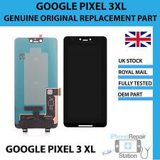 OEM ORIGINAL GOOGLE PIXEL 3 XL G013C AMOLED LCD DISPLAY + SCREEN REPLACEMENT