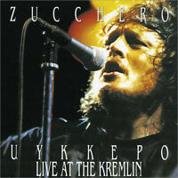 Zucchero ‎2xCD Цуккеро Live At The Kremlin - Europe (EX/EX)