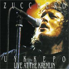 Zucchero 2xCD Цуккеро Live At The Kremlin - Europe (EX/EX)