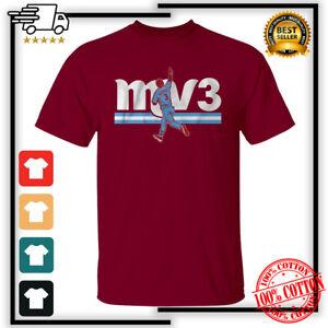 Bryce Harper- Mv3 Bryce Harper Philadelphia Phillies Baseball T-Shirt S-4XL