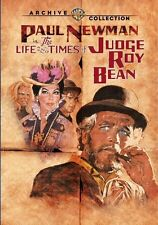 The Life and times of Judge Roy Bean - DVD - 1972 - Paul Newman - (MOD DVD-R)