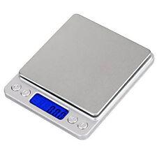500g x 0.01g Digital Pocket Gram Scale Jewelry Weight Electronic Balance Scale K