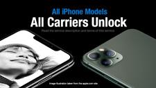 iPhone PREMIUM Unlock Service All Carriers & Status - BAD / BLACKLISTED / UNPAID