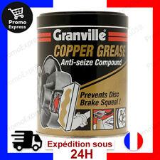 Granville Graisse Spéciale Cuivre 500 g Piece Automobile Disque Frein Roue Ecrou