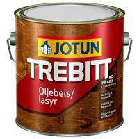 Jotun Trebitt Lasur 10l - Farbton: 676 Nussbaum - SALE% Holzlasur Holzschutz