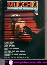 IL MUCCHIO 88/1985 PRINCE GREEN ON RED THOROGOOD JAGGER VAN MORRISON FOGERTY