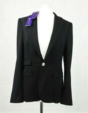 Ralph Lauren Parker Stretch Wool Jacket Size 6 uk (2) rrp £1525 CR097 GG 01