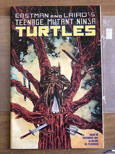 Eastman And Lairds Teenage Mutant Ninja Turtles Issue # 42 (Dec 1991 Mirage)