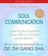 NEW 12 CD Soul Communication Opening Your Spiritual Channels for...(Zhi Gang Sha