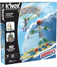 K'nex Extreme  Sports Building Set 10 Builds Kids Toy Play
