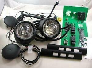 Land Rover OEM Freelander Fog Lamp Retrofit Kit 2004-2006 Brand New