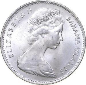 Better - 1966 Bahama Islands 1 Dollar - TC *400