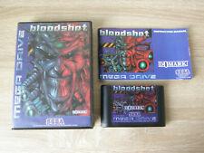 Bloodshot (PAL / complete) - Sega Mega Drive