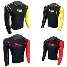 Prime Full Sleeve T- Shirt body armour compression Rashguard Tight Fit 809