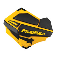 Sentinel Handguards - SkI-Doo Yellow/black