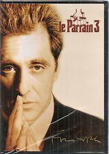 """DVD """"LE PARRAIN  3""""  Al Pacino - Andy Garcia   NEUF SOUS BLISTER"""