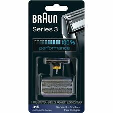 Braun 31S Foil & Cutter Combi