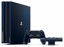 Sony PlayStation 4 Pro 500 Million Limited Edition Bundle 2TB Spielkonsole - dunkelblau