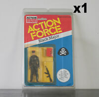 Single Protective Figure Case For Action Force 3 3/4 Inch MOC Action Figures