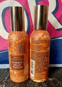Bath & Body Works Concentrated Room Spray Pumpkin Pecan Waffles USA Import