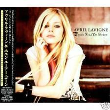 AVRIL LAVIGNE When JAPAN CD GIRLFRIEND in JAPANESE SLD