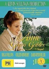 ANNE OF GREEN GABLES-THE SEQUEL DVD=REGION 4 AUSTRALIAN RELEASE=NEW AND SEALED