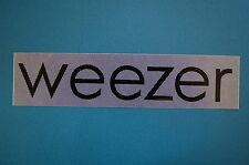 Weezer Sticker (S37)