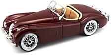 Bburago 124 Bijoux Jaguar XK 120 Roadster 1951 Assorted Colours
