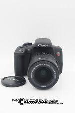 Used Canon EOS Rebel T6i 24.2MP DSLR Camera w/ 18-55mm Lens #6342