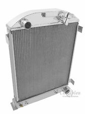 Champion Cooling 3 Row Radiator For 1932 Ford High Boy with Chevy configuration