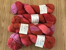Rowan Fine Art Sock Yarn - 4 x 100g - Shade 301 Serin - Free UK Postage