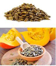 Pumpkin Seeds 2KG Raw Shelled Omega 3 AA Grade 100% Premium FREE UK Shipping