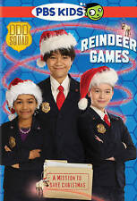 Odd Squad: Reindeer Games DVD A Mission to save Christmas