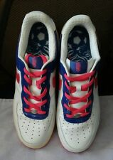 2006 Nike Air Force 1 Premium SOUTH KOREA WORLD CUP WHITE GRENADINE PINK BLUE 12