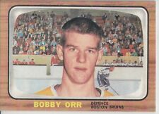 1966-67 Topps Hockey # 35 Bobby Orr RC Rookie Reprint Boston Bruins RC