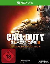 Microsoft Xbox One Spiel Call Of Duty Black Ops III 3 -- Hardened Edition USK 18