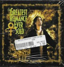 The Greatest Romance Ever Sold by Prince 1999 CD Single [2 Tracks, Arista]