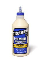 (20,07 EUR/Liter) Titebond II Premium Holzleim 946ml, Holzkeber, Wood Glue