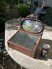 More details for antique rare shop display cabinet collectors cabinet. perhaps fry's or cadbury ?
