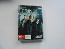 FRINGE-THE COMPLETE FIRST SEASON-7 DVD SET-982 MINUTES-2009-REGION 4-AUSTRALIA