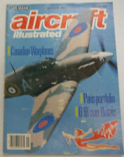 Aircraft Illustrated Magazine Canadian Warplanes Vol.20 No.9 012215R