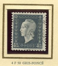 STAMP /  TIMBRE FRANCE OBLITERE MARIANNE DE DULAC N° 696