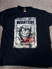 Mens The Joker Tee Shirt.
