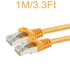 VENTION 1M CAT6 Gold-plated Metal RJ45 Ethernet LAN Cable for Router Switch