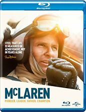 McLaren (Blu-Ray) [2017] [DVD][Region 2]
