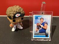 2018 Panini Donruss Josh Allen Rated Rookie #304 Buffalo Bills! INVEST!!!