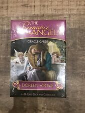 Doreen Virtue Romance Angel Oracle Cards -  OUT OF PRINT  - BRAND NEW SEALED