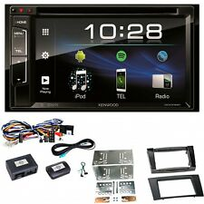 Kenwood ddx-318bt Bluetooth USB DVD kit de integracion para mercedes w211 CLS w219