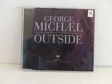 CD Single promo GEORGE MICHAEL Outside SAMPCS5747