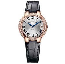 Raymond Weil Jasmine Oro Diamante Automatico Ladies Watch 2935-pcs-01659 prezzo consigliato £ 2995 NUOVO
